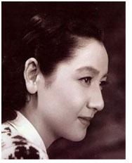 Portrait Setsuko Hara